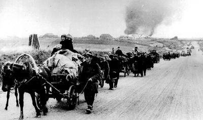 Union soviétique et la seconde guerre mondiale