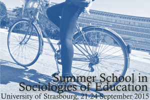 Summer School in Sociology of Education